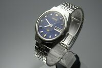 Vintage 1972 JAPAN SEIKO LORD MATIC SPECIAL WEEKDATER 5206-6100 23J Automatic