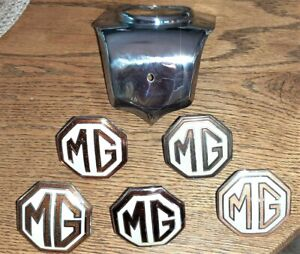MG TC, TD False Nose With choice of MG Badge - Pre-owned