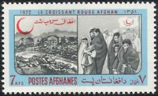 Afghanistan 1972 Red Crescent giorno / Croce / Medical / salute / Benessere IV (n28165)
