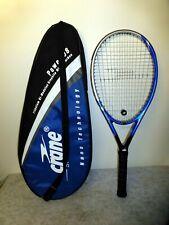Tennisschläger CRANE Micro Carbon POWER 08 TITANIUM Nano Technology  racket