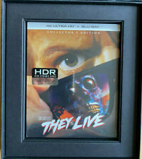 They Live Collector's Edition (4K UHD + Bluray + vinyl + case)