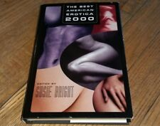 The Best American Erotica 2000 Casting Couch Dirty Stories Susie Bright Hc book