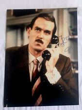 John Cleese Signed FAWLTY TOWERS Large 16x12 inch Photo AFTAL OnlineCOA