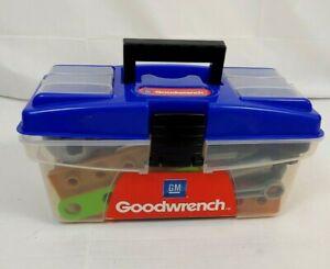 Kids Toy Tool Set Goodwrench Fine Motor Skills Lot Pretend Play Black & Decker