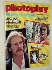 PHOTOPLAY film magazine...(Sept 1978).NICK NOLTE..,DE HAVILLAND ...FREE  postage