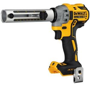 DEWALT DCE151BR 20V MAX XR 20 Volt Cordless Cable Stripper TOOL ONLY