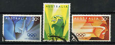 Australia 1984 SG#941-3 Olympic Games Used Set #A77754