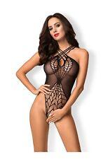 Sexy Obsessive Netz Body S M L Stretch Unterwäsche Reizwäsche Teddy OB B118