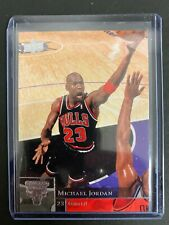 2009-10 Upper Deck Basketball #23 Michael Jordan Chicago Bulls