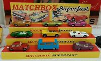 Matchbox Superfast  Display for Matchbox classic cars and trucks