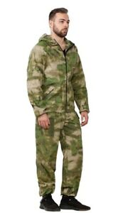 Russia Russian Army Spetsnaz ATACS FG Camo Mokh Summer Suit 44-62
