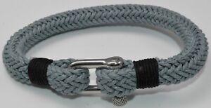 Armband Berlin Grau / Schwarz small Limited Edition