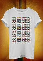 Sunglasses Summer Holiday Retro Men Women Unisex T Shirt Tank Top Vest 516