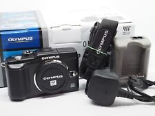 Olympus PEN E-PL2 Digital Camera - Black (Body only) - Excellent
