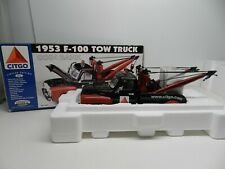 Gearbox Citgo 1953 F-100 Tow Truck Limited Edition Ford 1:24 Scale #75551