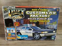CREEPY CRAWLERS New Old Stock Custom Car Factory Police Pursuit Pak Maker NEW