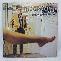 The Graduate - Original Soundtrack - 1968 Stereo Vinyl LP Record Album VG+ / VG+