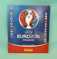 Panini EM Euro 2016 France Leeralbum Sammelalbum Album Neu Sticker