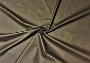 Leather Cowhide Dark Chocolate Smooth Automotive Home 41 SqFt Upholstery Craft