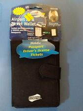 American Tourister Airport ID and Ticket Wallet