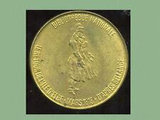 jeton TOTAL     ( bibliotheque nationale  )  le retour de l'ile d'elbe 1815