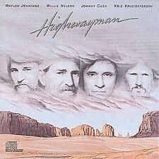 Nelson Jennings Cash Kristofferson Highwayman Highwaymen new sealed CD