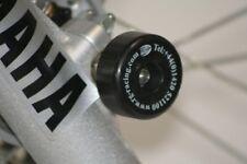 Yamaha DT125 X 2005-2006 R&G racing fork protectors black