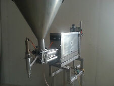 Hull Ltd. (England) Viscous Products Stainless Filler for Creams ,Salsas ,Oils