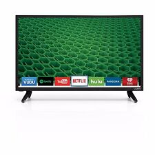 """NO TAX! VIZIO 24"""" 1080p FULL HD 60Hz LED LCD Smart TV with Built-in WiFi D24-D1"""