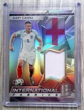 2016 Panini Spectra Fútbol Gary Cahill Inglaterra Jersey Telas Internacional/149