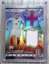 2016 Panini Spectra Soccer Gary Cahill England Jersey International Fabrics /149