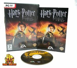 Harry Potter and the Goblet of Fire PC Game Action Adventure