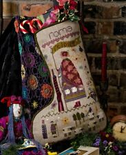 SHEPHERDS BUSH CHRISTMAS STOCKING KIT - ROMA - STITCH HEIRLOOM STOCKING