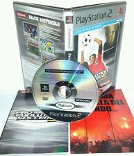 PRO EVOLUTION SOCCER 3 PES (PAL) Playstation 2 Ps2 Play Station Gioco Game Sony