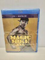 DVD blu-ray magic mike xxl NEUF SOUS BLISTER boitier abime