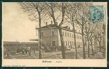 Varese Gallarate Stazione cartolina QK6132