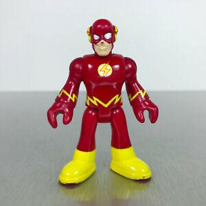 Imaginext DC Super Friends FLASH figure original costume Justice League