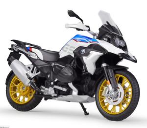 MAISTO 1:12 BMW R1250 GS Diecast MOTORCYCLE BIKE MODEL NEW IN BOX