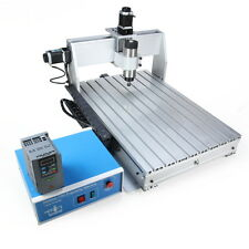 6040T Mini CNC Router Machine 3 Axis CNC Engraver 3D Engraving Drilling Milling