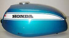 Vintage HONDA CL175 Original Paint Motorcycle Fuel Gas Tank