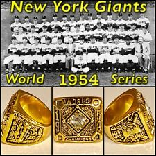 New York Giants 1954 Championship Ring Size 11