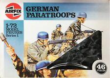 Airfix - German Paratroops - 1:72