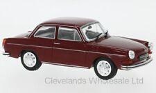 WHITEBOX 274 1/43 VW 1600 L DARK RED 1970