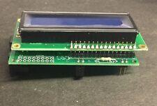 Crystalfontz EDP-1/CFAH1602B-YMI-JP  LCD Module Eval&Dev Platform  16x2 LCD