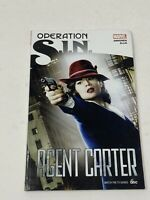 Operation S.I.N. Agent Carter TPB | Marvel Comics