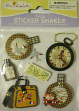 Travel Shakers, Stickers - NEW, 871641