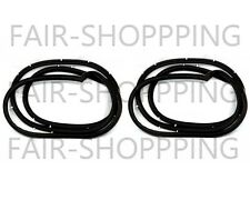 Door Weatherstrip Seal Rubber 2D for Toyota Mark II X20 Series MX 20 RX20 RX22