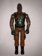 ROADBLOCK v1 Vintage 1984 GI Joe A Real American Hero Action Figure Lot C