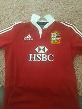 British and Irish lions 2013 rugby shirt size L