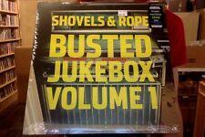Shovels and Rope Busted Jukebox Volume 1 LP sealed vinyl + download